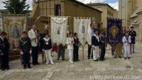 La procesión del Corpus en el objetivo de J.I. Santamaría