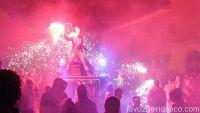 Rioseco 'arde' en la noche más corta y mágica del año