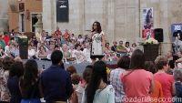 Las mejores imágenes del solidario desfile de moda