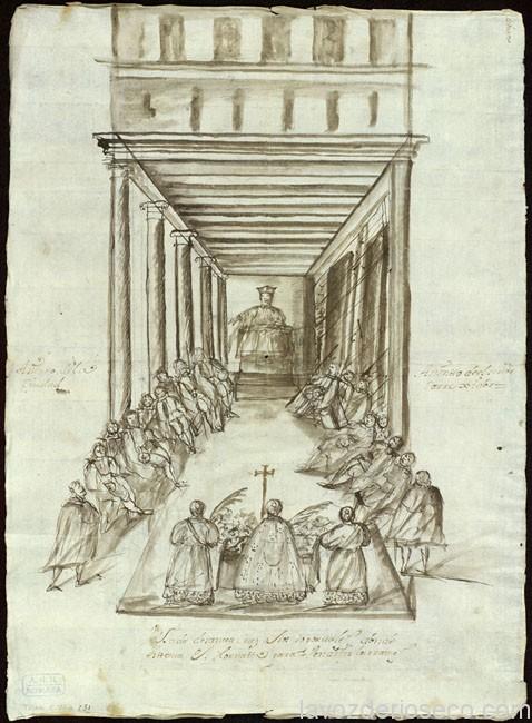 Domingo de Ramos en MDR - 1684