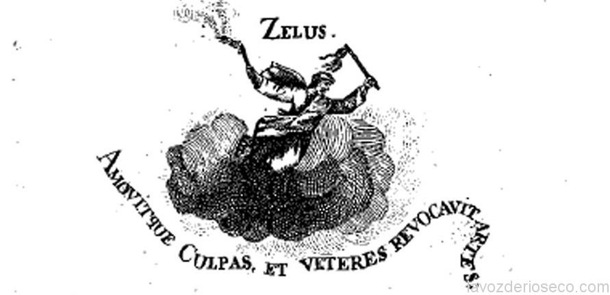 Emblema de la Sociedad riosecana.