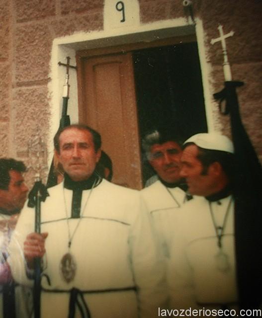 Mayordomo 1979.- Pablo Asensio Yenes