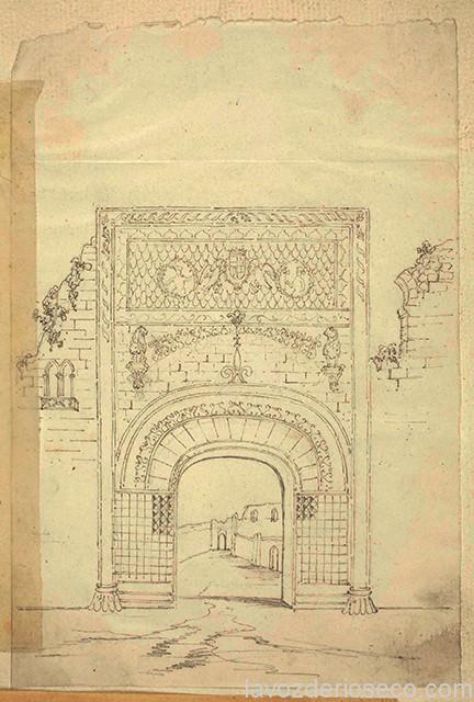 Fachada del Palacio de los Almirantes