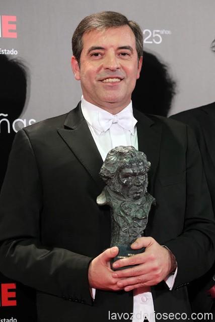 Premios goya Ramon margaretomadrid 13.2.11