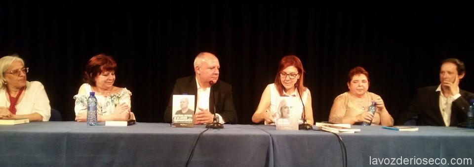 Presentación del libro de Gonzalo Francoblanco en Madrid.
